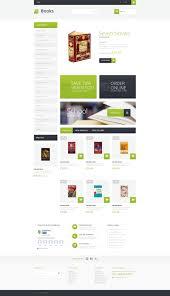 Buy Web Page Design Website Template 51906 Books Store Shop Custom Website