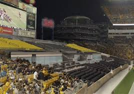 Stadium Series Heinz Field Seating Chart Steelers Plan For Expanded Heinz Field Seating Goes Before