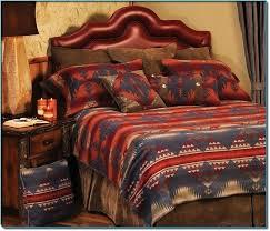 native american bedspreads southwestern rustic cal king bedspread wooded for southwest beds design comforter sets