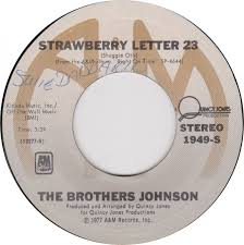 the brothers johnson strawberry letter 23 1977 7