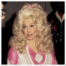 dolly parton without wig drivel and whatnot makeup monday dolly parton