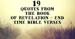 Revelation Quotes