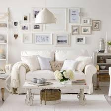 40 Serene All White Living Room Design Ideas Rilane Enchanting White On White Living Room Decorating Ideas