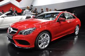new car model releases 20142014 MercedesBenz EClass Coupe Release date  New Car Release