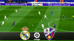 Real Madrid vs Huesca - Spanish La Liga 2020/2021 - 31 October 2020 - Full  Match - PES 2017 (PC/HD) - YouTube