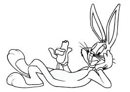 Small Picture Printable Bugs Bunny Coloring Pages Coloring Me