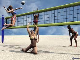 Women's Beach Volleyball - Home