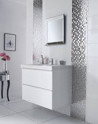 Part Tiled Bathrooms White Tile Bathroom Home Depot Home Depot Decorative Tile Smart