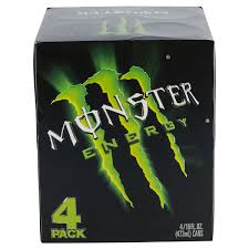 monster energy can png. Beautiful Energy Monster Energy 16 Oz 4 Pk Cans Intended Can Png M