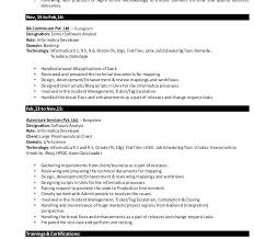 Informatica Developer Resume Sample Best Of Informatica Sample Resume India Dadajius