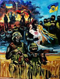 Церемонія складання присяги 101-ї окремої бригади охорони Генерального Штабу ЗСУ - Цензор.НЕТ 9402