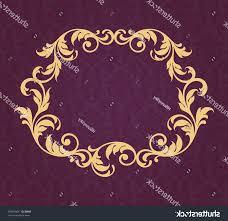 filigree vector frame png vector vintage gold border frame filigree