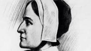 colonial leaders anne hutchinson an undated drawing of anne hutchinson
