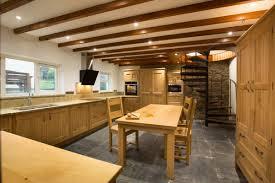 Oak Country Kitchens Oak Farmhouse Kitchen Country Kitchens Brintco