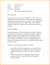 11 financial aid appeal letter example for bad grades va appeal letter sample