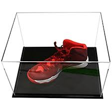Just The Right Shoe Display Stand Amazon Acrylic Deluxe Clear Display Case Medium Square Box 72