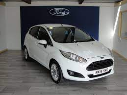 Used Ford Fiesta 1 0 Ecoboost 125 Titanium X 5dr For Sale In Newton Abbot Devon Used Ford Ford Focus 1 Ford