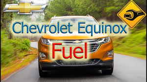 Chevrolet Equinox | Fuel - YouTube