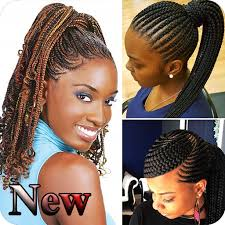 Black Women Braids Hairstyles Aplikace Na Google Play