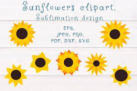Collection by design bundles | cricut svg files & graphic design resources • last updated 4 graphic design store. 0 Sunflower Elements Designs Graphics