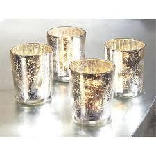 mercury glass candle holders silver mercury glass mud pie mud pie large mercury glass candle holders