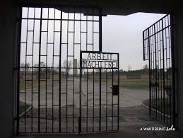 photo essay sachsenhausen concentration camp a wandering sole entry