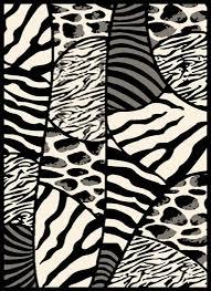 painted skins leopard rug zebra skin rug multi shaded skins black rug