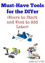 diy tools list starting with p must have for the vertical image