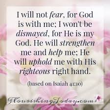 40 Promises For When You Feel Fearful Flourishing Today Classy Promise Bible Verses