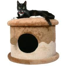 Cat House Trixie Dreamworld Plush Cat House Petco