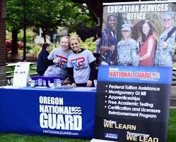 Oregon State Active Duty Pay Chart Oregon Veterans Benefits