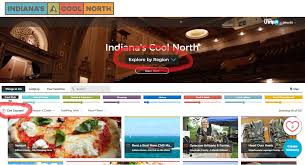 A Trip Planner For Things To Do In Indianas Cool North Nitdc
