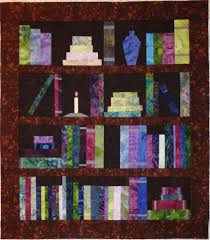 Bookshelf Quilt Pattern Simple Decorating Ideas