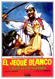El Jeque Blanco (1952) - CineDor
