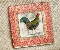 Rooster Kitchen Decor Rooster Country Decor Home Design Ideas Essentials