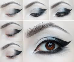 dark eye makeup tutorials