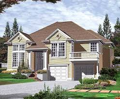 split foyer house plans. Plan W69249AM: Split Level Garage Under Foyer House Plans L