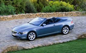 Coupe Series bmw 645 convertible : BMW 645Ci Convertible 2004 Wallpaper | HD Car Wallpapers