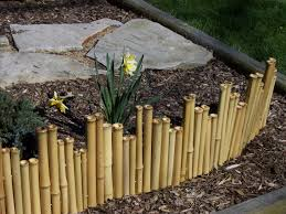 Image of: small-bamboo-fence-roll