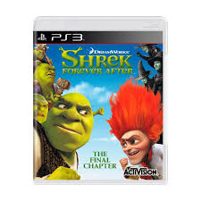 Jogo Shrek Forever After - PS3 - MeuGameUsado