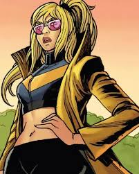 Boom Boom - Tabitha Smith from New Mutants Vol 4 #6 em 2020 | Vol 4