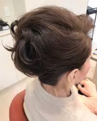 40代に人気の髪型ショートボブアレンジおすすめ4選feelyフィーリー