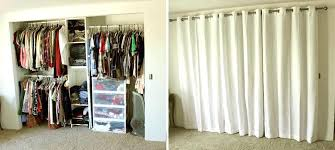 closet cover curtains for wardrobe doors curtains to cover closet doors open closet cover ideas closet covers target