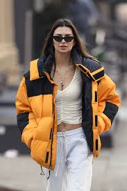 EMILY RATAJKOWSKI Out and About in New York 01/02/2020 ...