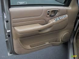 1999 Chevrolet Blazer LT 4x4 Beige Door Panel Photo #58280117 ...