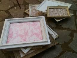 DIY: Repurposed Frame Trays