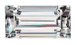 Millimeter To Centimeter Converter Table For Baguette Diamonds