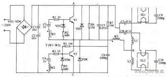 w electronic ballast circuit diagram w image electronic fluorescent ballast circuit diagram wiring diagrams on 40w electronic ballast circuit diagram