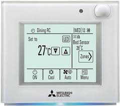 zone controller for ducted air conditioning