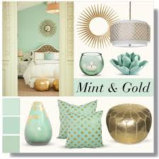 >mint gold pinterest mint gold mirror image and decorating